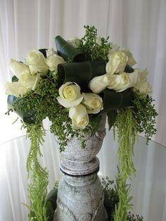 The Hidden Garden Floral Design - Pure & Tranquil