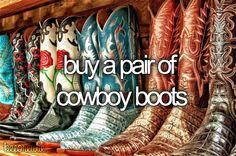 Get new boots at Big R!