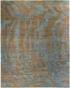 Area Rug Color: Cocoa knots per square inch 120 woven wool