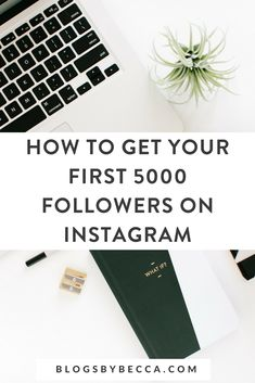 Learning how to get followers on Instagram will allow you to grow your account and use it to grow your blog. It's important to know how to use Instagram the right way.