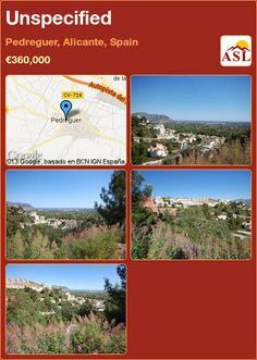 Unspecified in Pedreguer, Alicante, Spain ►€360,000 #PropertyForSaleInSpain