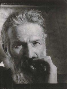 Constantin Brancusi – Autoportrait, c. 1932-1933