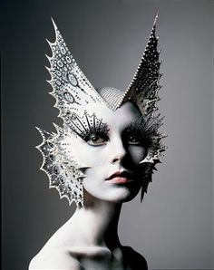 KABUKI did this for the Cover of PAPER MAGAZINE - Freakin' Amazing !! {2 of 4}