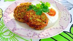 Hernerouhepihvit - Reseptit - Ilta-Sanomat Tandoori Chicken, Salmon Burgers, Ethnic Recipes, Food, Essen, Meals, Yemek, Eten