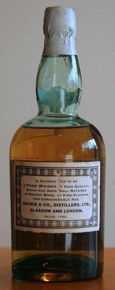 Laphroaig 1899, Mackie & Co.  bottling.  http://www.finestandrarest.com/images/Laphroaig-1899-Back-37KB.jpg