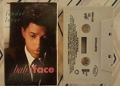 Tender Lover Cassette Tape by Babyface