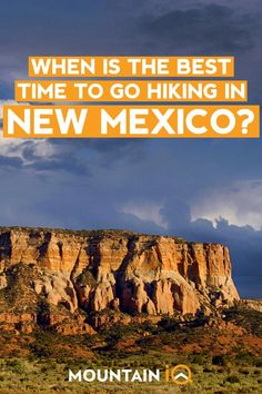 From mountains and white sand dunes to tranquil alpine lakes and lush forest, New Mexico is a hiker's paradise. Here are the best hikes in New Mexico! Ireland Travel, Galway Ireland, Cork Ireland, Ireland Vacation, Go Hiking, Hiking Tips, Southwest Usa, Alpine Lake, Us Road Trip