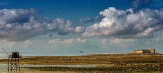 Panorama exceptionnel à la Pointe de la Fumée à Fouras | Charente-Maritime Tourisme #charentemaritime | #RochefortOcean | #Fouras