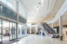 West Hills Mall interiors by arc Architects Pretoria