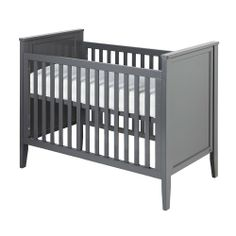 Baby crib and nursery bed -  Pin it :-) Follow us .. CLICK IMAGE TWICE for our BEST PRICING ... SEE A LARGER SELECTION of  Baby  crib and nursery bed at    http://zbabybaby.com/category/baby-categories/baby-nursery/baby-crib-and-nursery-bed/ - gift ideas, baby , baby shower gift ideas -   Alex Crib (Grey) « zBabyBaby.com