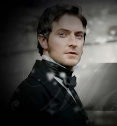 """North and South BBC miniseries –   Richard Armitage :) Good lord... """"Look back ... look back at me!!"""" best line ever delivered. *swoons*"""