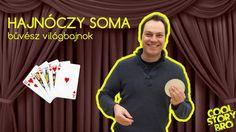 Hajnóczy Soma - bűvész világbajnok