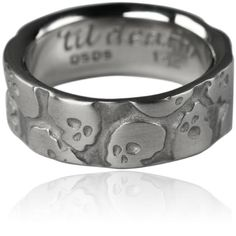 and yet another skull band