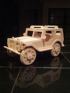 Jeep puzzle