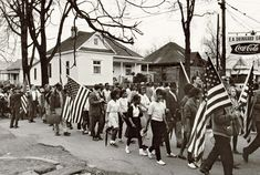 Selma: Selma-to-Montgomery, Alabama, Civil Rights march, 1965