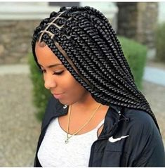 Box Braids Hairstyles 2020 Idea 2020 braided hairstyles that are totally hip and cute Box Braids Hairstyles Here is Box Braids Hairstyles 2020 Idea for you. Box Braids Hairstyles 2020 huge 2020 hairstyle list the 9 hottest trends . Short Box Braids, Blonde Box Braids, Black Girl Braids, Braids For Black Hair, Girls Braids, Medium Sized Box Braids, Large Box Braids, Box Braids Sizes, Jumbo Box Braids
