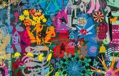 Contemporary Artist: Ryan McGinness - Studio Visit