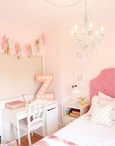Using Light up Letters to decorate kids Rooms #LindsayStephenson