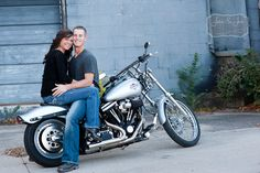 Motorcyle inspired Engagement Session » Jess & Jen Do Weddings | Southern Minnesota Wedding Photographers Motorcycle Photo Shoot, Motorcycle Wedding, My Family Picture, Family Pictures, New Ulm Minnesota, Engagement Session, Wedding Pics, Wedding Ideas, My Ride