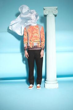 Opening Ceremony X Rene Magritte Heavenly Artistic