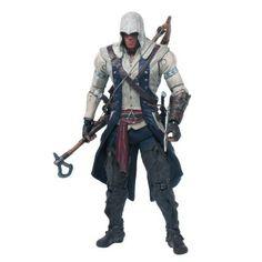 Brinquedo McFarlane Toys Assassin's Creed Connor Action Figure #Brinquedos #ActionFigure