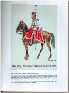Duchy of Berg; Military Art, Military History, Military Uniforms, Empire, Napoleonic Wars, Warfare, Medieval, Horse, Collections