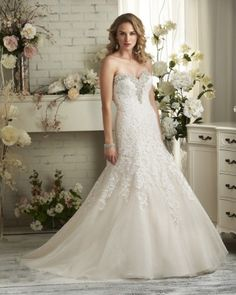 Bonny Wedding Dresses - Style 500