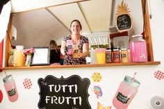Tutti Frutti at the Flower Food and Wine Festival 2015