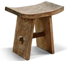 THE WOOD COLLECTOR | solid wooden seating
