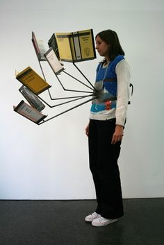 Eva Kotatkova, Untitled From the exhibition Controlled Memory Loss at Hunt Kastner, Prague. What Is Contemporary Art, Word Nerd, Video Installation, Belly Laughs, Bookbinding, Community Art, Wearable Art, Book Worms, Book Art