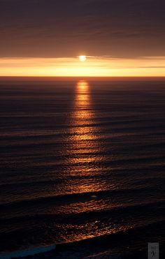 Sunset @Lima, Peru