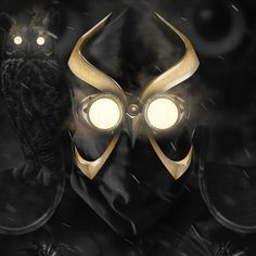 The Court Of Owls. Talon Is Coming For Your Head...