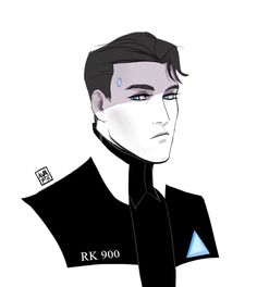Detroit become human Luther, Detroit Become Human Connor, Becoming Human, Wattpad, Quantic Dream, Pictures, Fictional Characters, Fandoms, Bryan Dechart