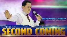 Pastor Apollo Quiboloy, also known as the Appointed Son of God, is a revolutionary preacher who brings the true message of salvation in these last days. The Son Of Man, Son Of God, Jesus Second Coming, Begotten Son, Praise And Worship, Spiritual Awakening, Apollo, Jesus Christ, How To Find Out
