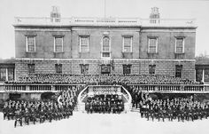 The Royal Hospital School, Greenwich. Late 1910s