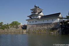 Les murailles en pierres sont les murailles d'origines. Construit en 1543, le château et ses environs sont à présent un parc public.