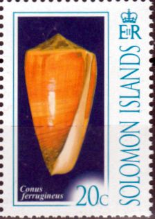 Solomon Island 2006 Cone Shells SG 1204 Fine Mint SG 1204 Scott 1072 Other British Commonwealth Stamps for sale Here