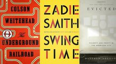 "If you're looking for a good book to curl up with this winter, you're bound to find one on this list. These are the books found on ""best of 2016"" lists the most."