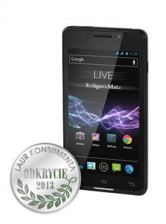 Smartfon Kruger&Matz  MOVE KM0401