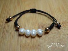 Pulsera perlas de la unión. #Pulseras #Bracelets #Leydis Montejo #ComprasVirtuales #Valledupar #TalentoColombiano #Joyas #Bisuteria #Moda #Accesorios