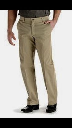 Dockers Pro-Style Khaki Pleated Men's Casual Dress Pants Size 42 X ...