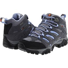 Merrell Moab - These look similar to my low cut Merrels, I think I am leaning more towards these, but would still like to try them on.