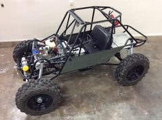 Go Kart Buggy, Off Road Buggy, Mini Jeep, Mini Bike, Go Kart Kits, Cool Things To Build, Homemade Go Kart, Go Kart Plans, Diy Go Kart