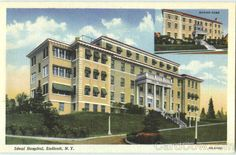 Ideal Hospital, Endicott, NY - where I was born.