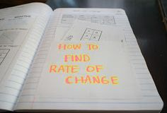 1000+ images about Rate of change on Pinterest | Edit Photos, Act Math ...