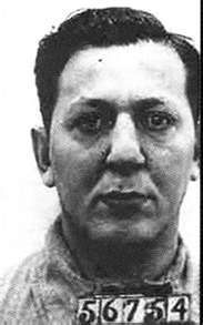 "Louis ""Lepke"" Buchalter  First and only mob boss to be executed."