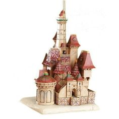 Disney Traditions - Enchanted Kingdom Ornament: Amazon.co.uk: Kitchen & Home