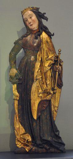 Saint Barbara Upper Swabia V