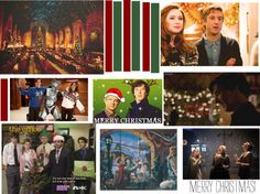 """""""MERRY CHRISTMAS AGAIN!!!!!"""" by hannah-rose-weasley ❤ liked on Polyvore"""