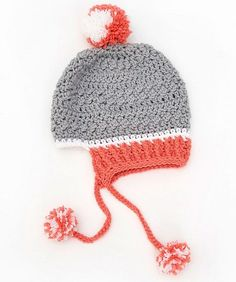free  crochet  pattern for Little MIss Pompom slouch hat pattern by  Pattern- ac302a4a01e